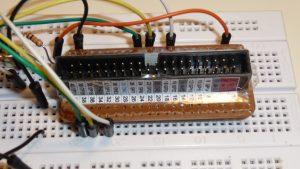 Stecker für GPIO-Kontakte