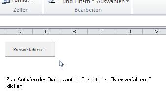 Schaltfläche zum Öffnen des Dialogfensters