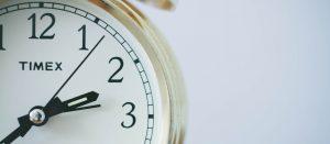 Besprechungszeit visualisieren