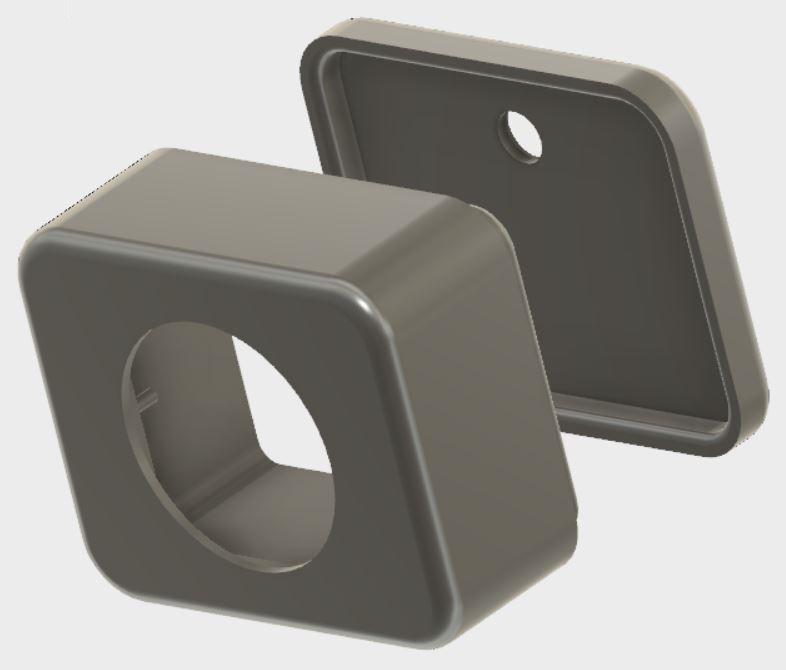 Gehäuse für den PIR-Sensor HC-SR502
