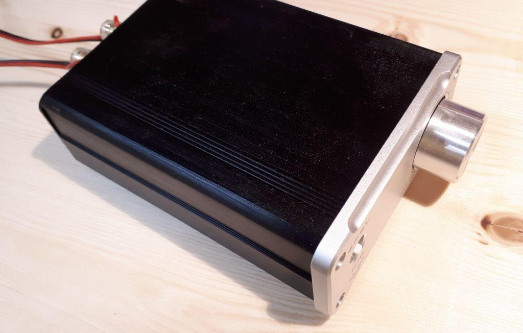 Verstärker von SMSL für Werkstatt Sound